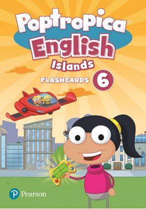 Obrazek Poptropica English Islands 6. Flashcards