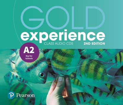 Obrazek Gold Experience 2ed A2 ClCDs