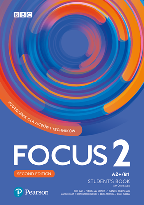 Obrazek Focus Second Edition 2. Student's Book + Digital Resources