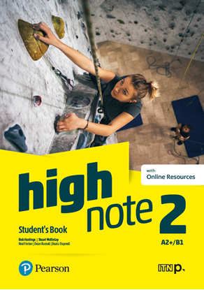 Obrazek High Note 2. Student's Book + Online Resources