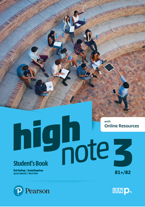 Obrazek High Note 3 Student's Book + Online Audio