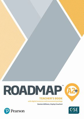 Obrazek Roadmap BE A2+ Teacher's Book w/ digital resources & assessment package