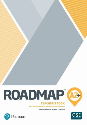 Obrazek Roadmap BE A2+ Teacher's Book w/ digital resources & assessment package - 50% off PLS
