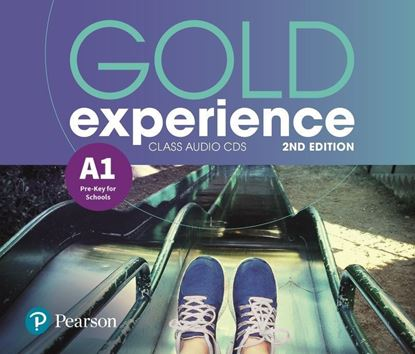 Obrazek Gold Experience 2ed A1 ClCDs - 50% off PLS