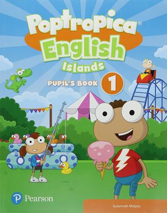 Obrazek Poptropica English Islands 1. Pupil's Book + Online World Access Code
