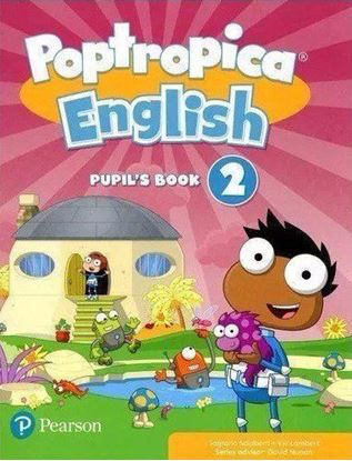 Obrazek Poptropica English 2. Pupil's Book + Online World Access Code