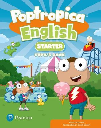 Obrazek Poptropica English Starter. Pupil's Book + Online World Access Code