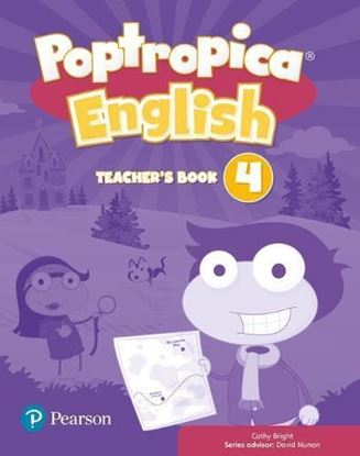 Obrazek Poptropica English 4. Teacher's Book + Online World Access Code