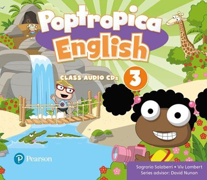 Obrazek Poptropica English 3 CD