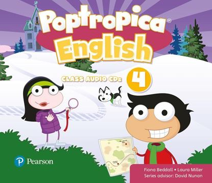 Obrazek Poptropica English 4 CD