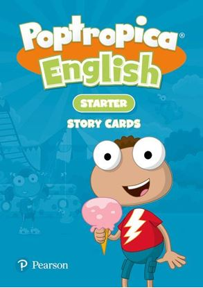 Obrazek Poptropica English Starter Storycards
