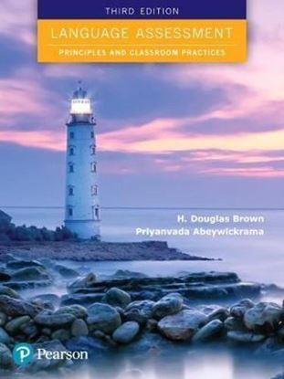 Obrazek Language Assessment. Principles and Classroom Practices 3ed