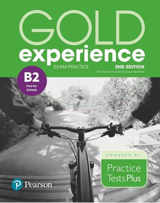 Obrazek Gold Experience 2ed B2 Exam Practice: Cambridge English First for Schools