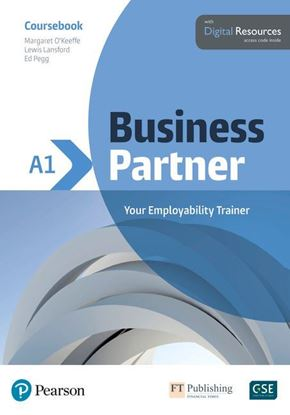 Obrazek Business Partner A1. Coursebook with Digital Resources
