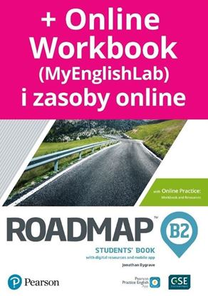 Obrazek Roadmap B2. Students' Book with digital resources and mobile app with Online Practice