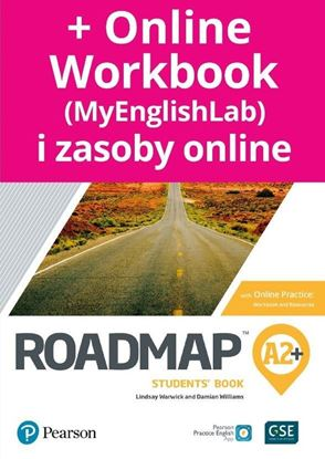 Obrazek Roadmap A2+ SB/DigitalResources/OnlinePractice/App pk