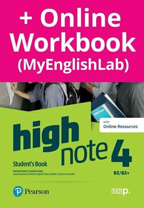 Obrazek High Note 4. Student's Book + kod (MyEnglishLab & eBook)