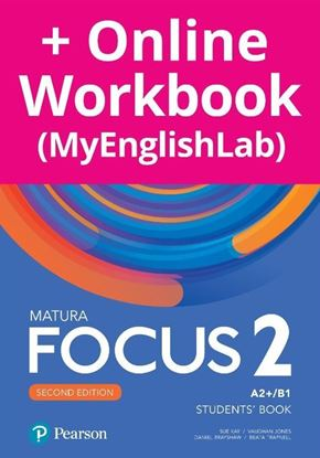 Obrazek Focus 2e 2. Student's Book + kod (MyEnglishLab & eBook)