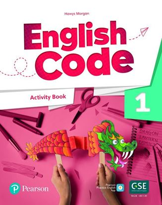 Obrazek English Code 1. Activity Book with Audio QR Code