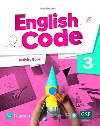 Obrazek English Code 3. Activity Book with Audio QR Code