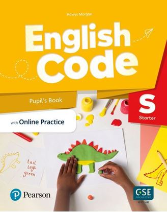 Obrazek English Code Starter. Pupil's Book with Online Access Code
