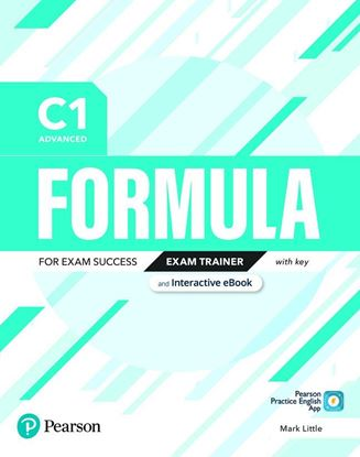 Obrazek Formula. C1 Advanced. Exam Trainer with key with student online resources + App + eBook
