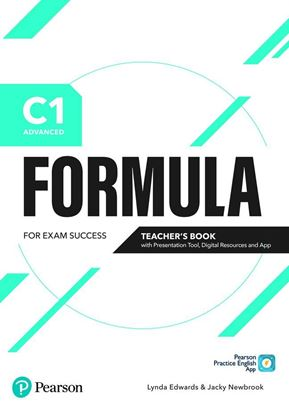 Obrazek Formula. C1 Advanced. Teacher's Book with Presentation Tool and Online resources + App + ebooks